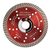 Ox Tx10r-125/22 Spectrum supérieure Turbo Dia Multi-steel Blade, 0 V, Rouge, 125/22,23 mm