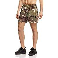 TSLA Pantaloncini da uomo per corridori attivi, pantaloncini sportivi e allenamento, asciugatura rapida, con tasche…