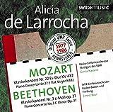 Alicia de Larrocha spielt Mozart & Beethoven
