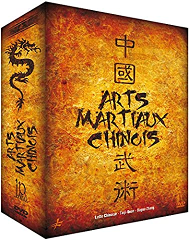 COFFRET CHINESE MARTIAL ARTS