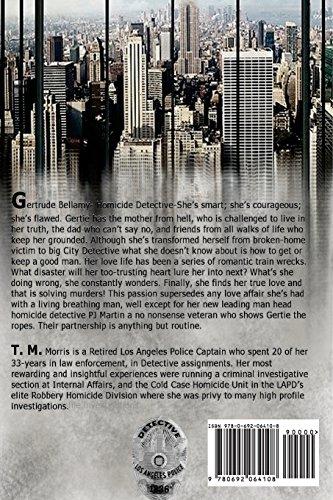 Gertrude Bellamy-Homicide Detective: A Detective Homicide Series-Book 1