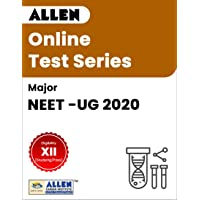ALLEN-Major NEET (UG) 2020 Online Test Series (Email Delivery in 24 Hours- No CD)