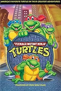 Teenage Mutant Ninja Turtles: The Original Series Volume 1 [Season 1] (1987) [DVD]  [Region 1] [US Import] [NTSC]