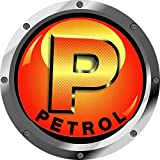 #10: Rider Sticker/Decals/Fuel Badge/Graphics for Universal car Petrol