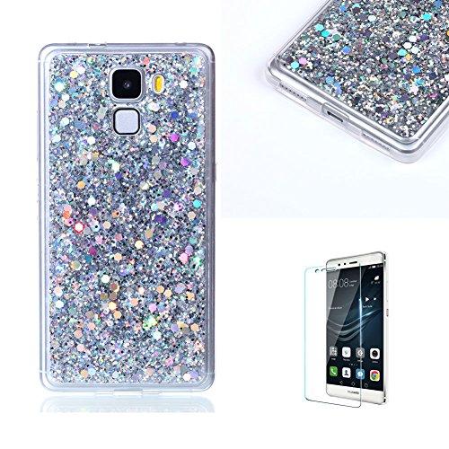 incontrare a4d76 ca586 Funyye Custodia per Huawei Honor 7 Cover Silicone ...