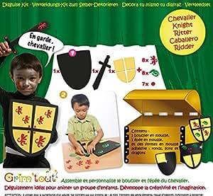 Kit - Chevalier - Accessoires de déguisement - Grim'tout