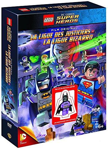 Lego super héros : la ligue des justiciers vs la ligue bizzaro