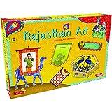 #6: Rajasthan Art and Craft Kit - Incredible Art of Mandana
