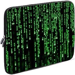 Sidorenko Housse 13-13,3 Pouces pour Ordinateur Portable pour Macbook Air/Pro - Sac pour Ordinateur Portable en néoprène, avec Un Choix de 42 modèles