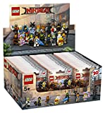 LEGO - 6175016 Minifiguren - Bau Spiel - Minifigurines Ninjago Serie zufällige Farbe Los von 60