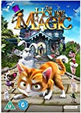 The House of Magic [Blu-ray 3D + Blu-ray] Single Disc