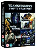 Transformers: 5-Movie Collection (DVD + Bonus Disc) [2017]