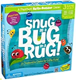 Peaceable Kingdom Snug as a Bug in a Rug cooperative game for little kids