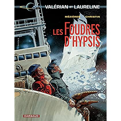 Valérian - Tome 12 - Les foudres d'Hypsis