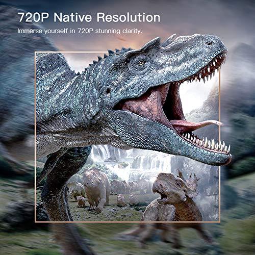 Zoom IMG-1 proiettore apeman portatile videoproiettore 4500