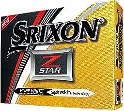 Srixon z-star 2017Golf balls (One Dozen)