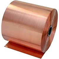 Metal Off Cuts Prime Quality 0.9mm copper sheet,400mm x 200mm