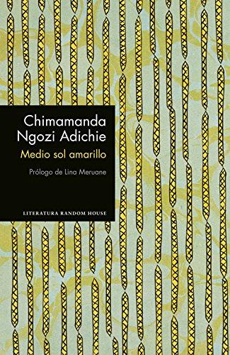 Medio sol amarillo (edición especial limitada) (Literatura Random House) por Chimamanda Ngozi Adichie