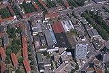 MF Matthias Friedel - Luftbildfotografie Luftbild von Wandsbeker Chaussee in Hamburg (Hamburg), aufgenommen am 30.07.99 um 12:08 Uhr, Bildnummer: 0768-19, Auflösung: 3000x2000px = 6MP - Fotoabzug 50x75cm