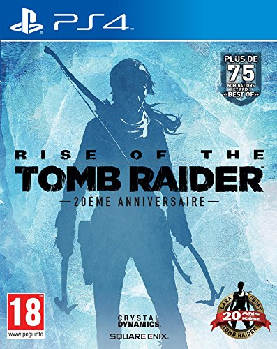 Rise of the Tomb Raider : 20ème anniversaire