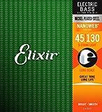 Elixir CEL 14202 5 Cordes pour Guitare Basse nanoweb l 45-130