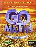 Go Math! Vivan Las Matemáticas: Student Practice Book Grade 2 (Houghton Mifflin Harcourt Spanish Go Math)