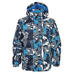 TUONROAD Herren Ski- und Snowboardjacke Softshell Funktion Jacke Wasserabweisend M-3XL …
