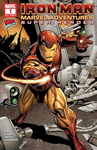 Marvel Adventures: Super Heroes (2010-2012) #1 (English Edition) por Paul Tobin