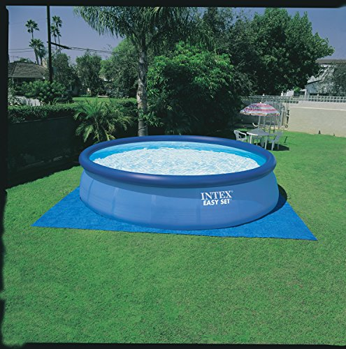 Intex Easy Set Aufstellpool, blau, Ø 457 x 122 cm - 4