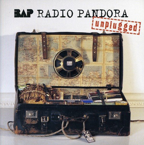 Bap: Radio Pandora (Unplugged) (Audio CD)