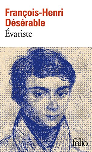 Évariste (Folio) (French Edition)
