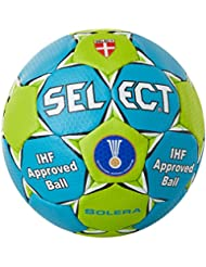 Select Handball Solera - Astro Ball de fútbol, color Azul, talla 0