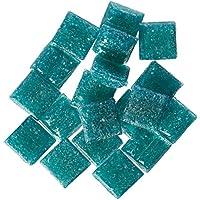 Mosaic Mercantile Mini vetro piastrelle, Surf, 1Pound