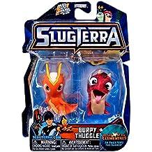 Slugterra Series 4 Burpy & Thugglet Exclusive Mini Figure (Jakks Pacific) by SLUGTERRA