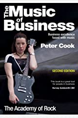 The Music of Business: Business Excellence Fused with Music Paperback
