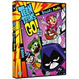 teen titans go! - couch crusaders