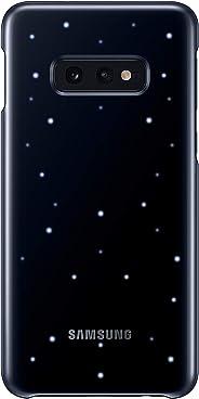 Samsung Galaxy S10e LED Kılıf, Siyah