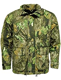 dd3ddc4b C5 Stormkloth Camouflage Waterproof Delux Country Hunting Fishing Camo  Jacket Coat