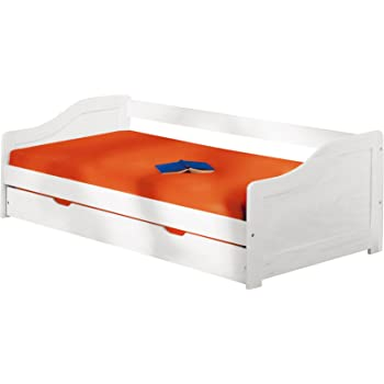 Inter Link Bett Funktionsbett Bed Kinderbett Kids Bett Einzelbett