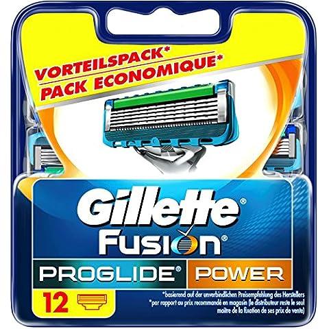 GilletteLamette da rasoio Fusion ProGlide Power, 1