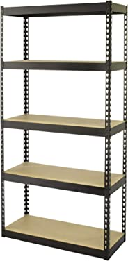 Camel Tough Shelf Rack, Multi-Colour, 86.5 X 35.5 X 183 cm, HTC-CT254