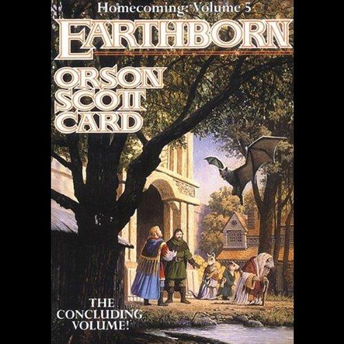 Earthborn  Audiolibri