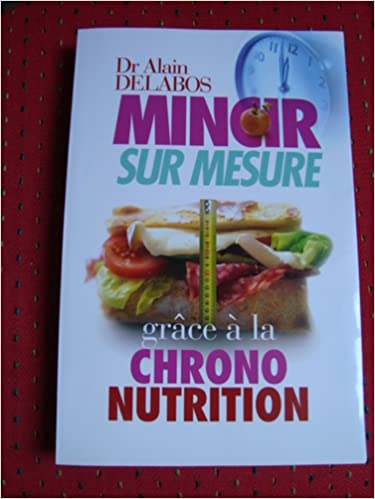 gratuitement mincir sur mesure grâce à la chrono nutrition