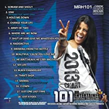 Mr Entertainer MRH101 Chart Karaoke Hits 2013 CDG Disc 18 of the latest hits