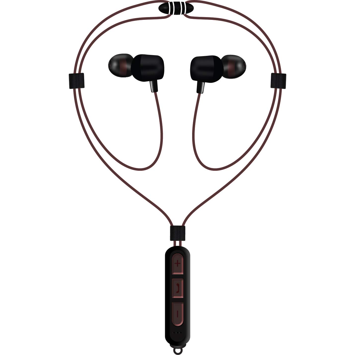 91c09ea4095 PSYTECH 4D Bass Magnetic Series Wireless Bluetooth Earphones with Stereo  Sound,Hands-Free Mic and tf Card Slot (Black) - DealsCargo : Delivering  Loots