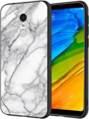 AmazonBrand - Solimo Designer Marble Printed Hard Back Case Mobile Cover for Xiaomi Redmi Note 5 (D223)