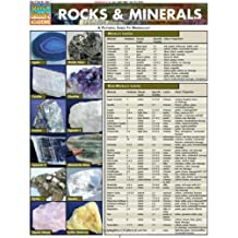 Rocks & Minerals (Quickstudy Reference Guides - Academic)