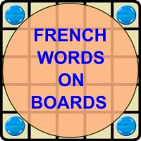 French Words-On-Boards