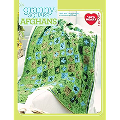 Granny Square Afghans: Soft and Cozy Crochet Everyone Will Love!