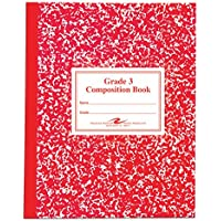 Grade School Ruled Composition Book, 9-3/4 x 7-3/4, WE/BE, 50 Pages preisvergleich bei billige-tabletten.eu